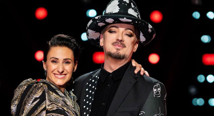 Diana Rouvas crowned winner of The Voice 2019 - Mediaweek
