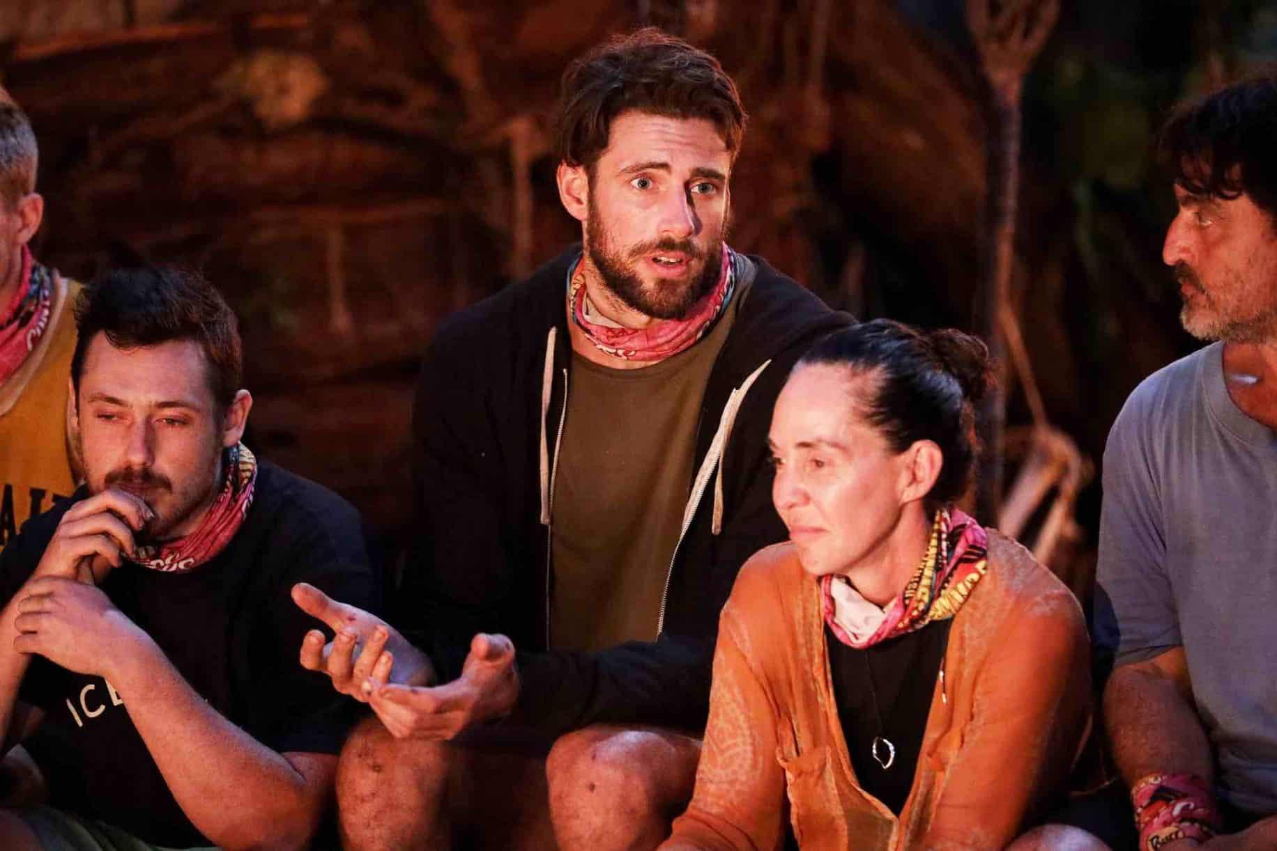 Australian Survivor episode 9: Champions steal contender Shaun Hampson
