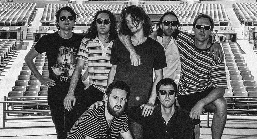 ARIA Chart:King Gizzard & the Lizard Wizard debut #2, 7 times top 10