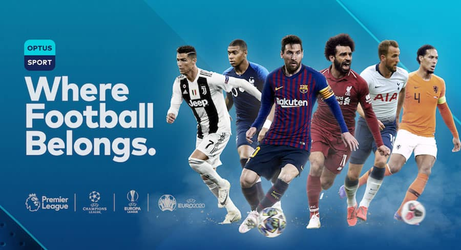 Premier League returns to Optus Sport with a 5G world first - Mediaweek