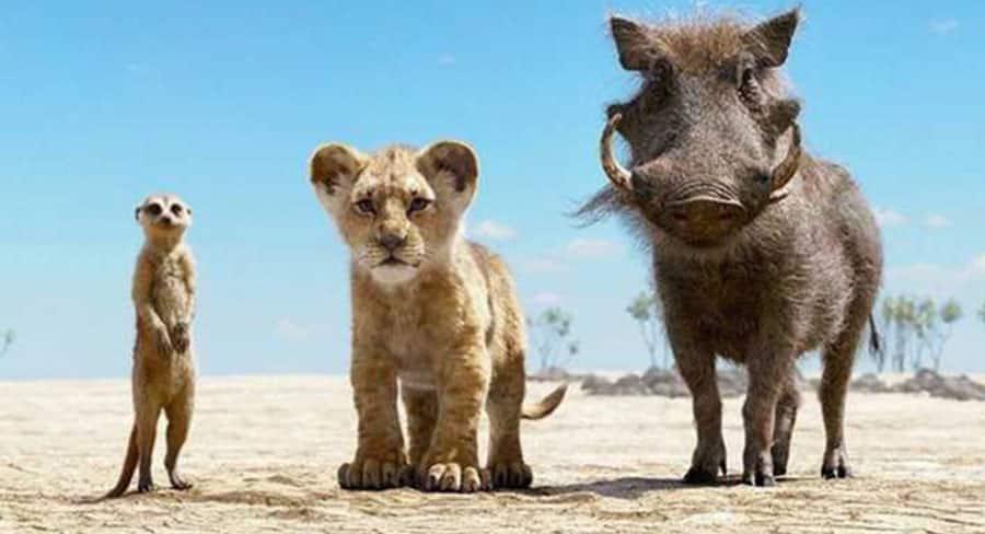 Box Office: Hakuna Matata, Lion King is back on top
