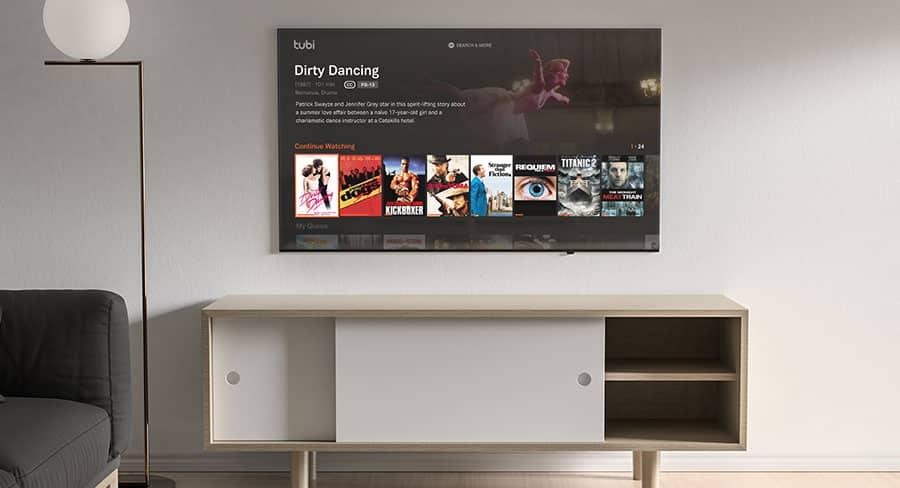 Tubi launches premium ad-supported VOD service in Australia