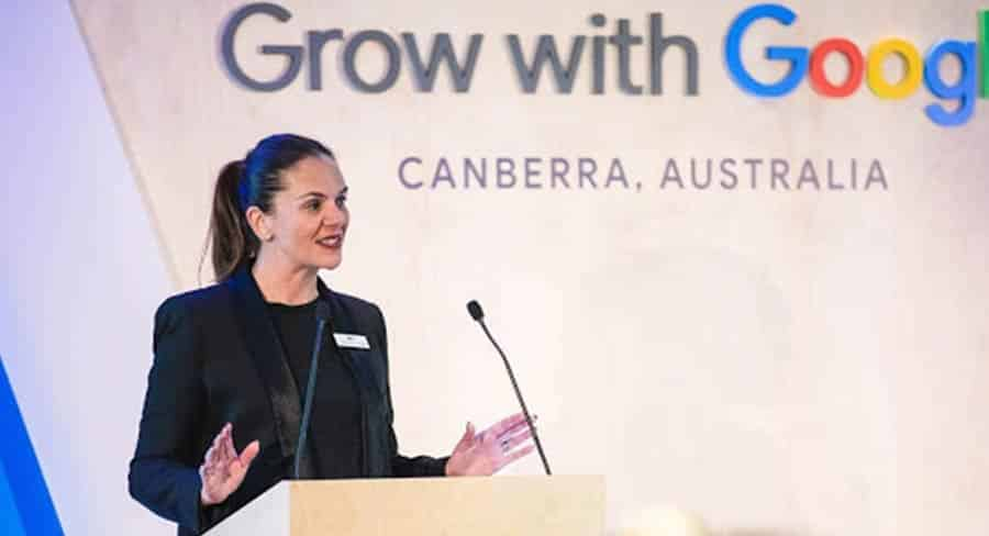 Google's Melanie Silva on the ACCC Digital Platforms Inquiry