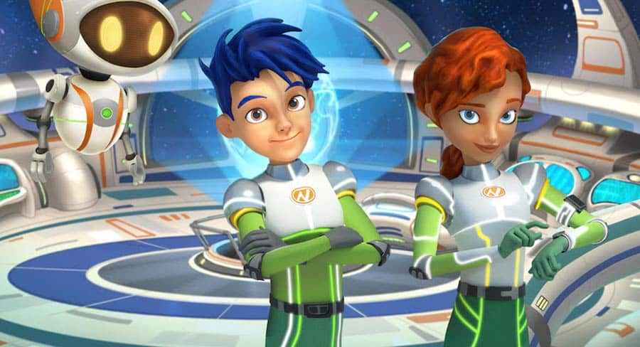 SLR Productions reveals creative team and voice cast for Space Nova