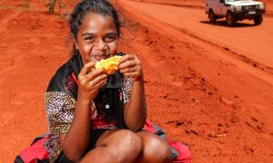 Children from Beagle Bay community – Tatiana Kitchener, 9