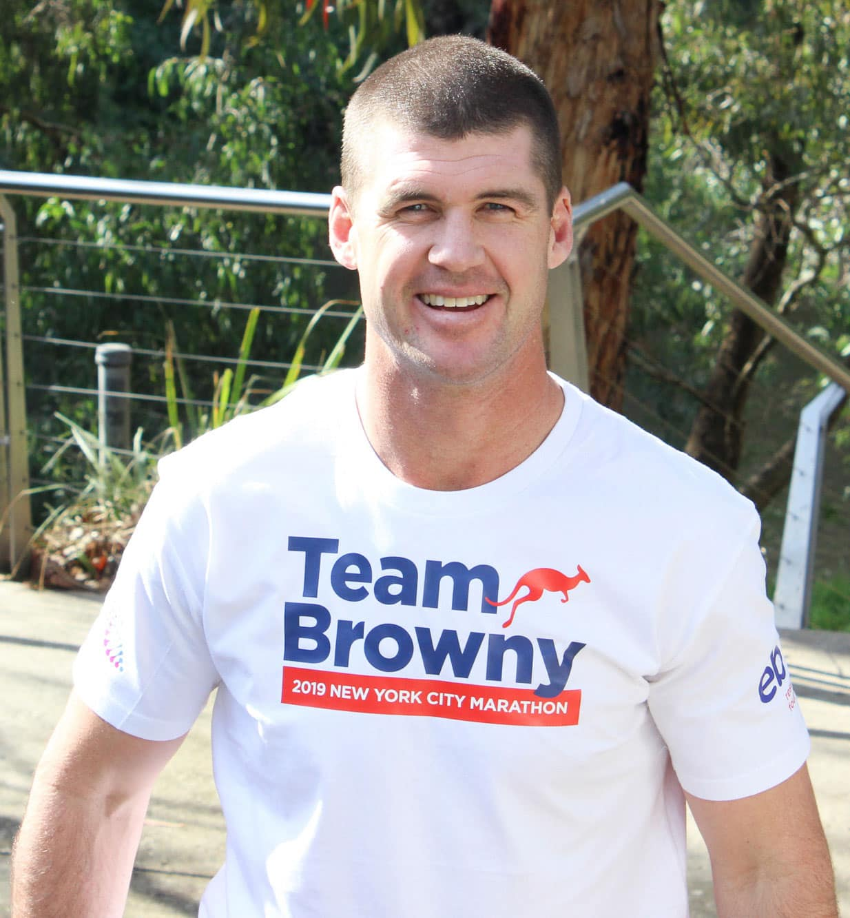 browny new york marathon-