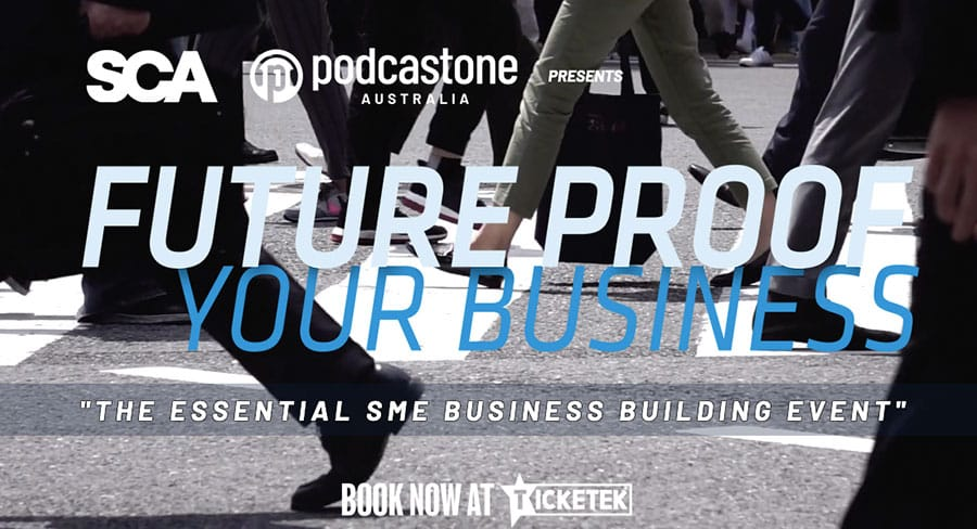 SCA and PodcastOne holding SME event with Kochie & Julie Bishop