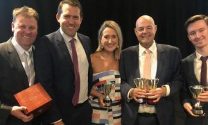 Herald Sun award winners