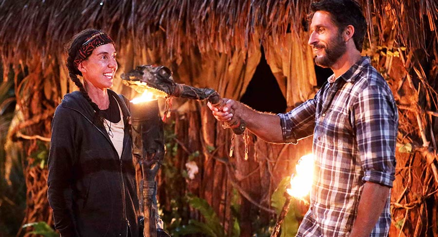 Janine Allis voted out Survivor