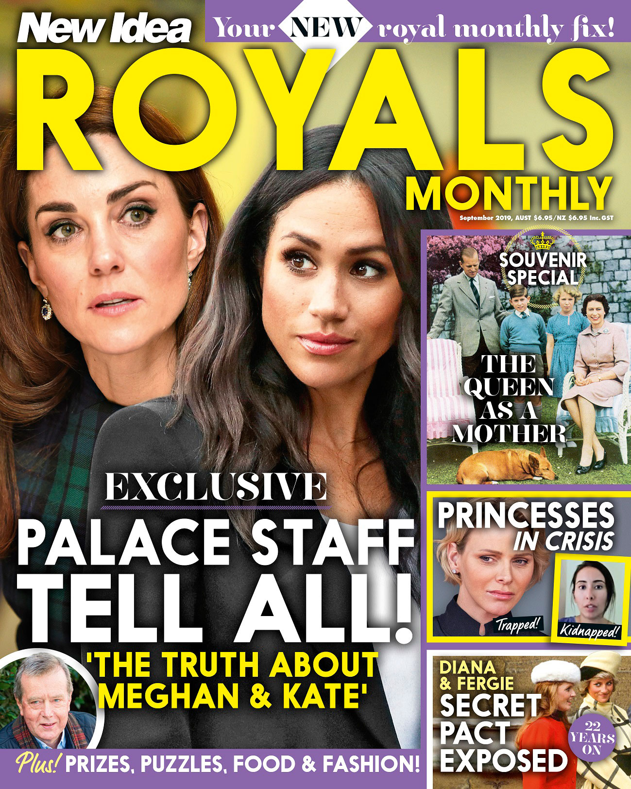 Royals Monthly