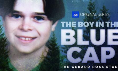 Boy blue cap