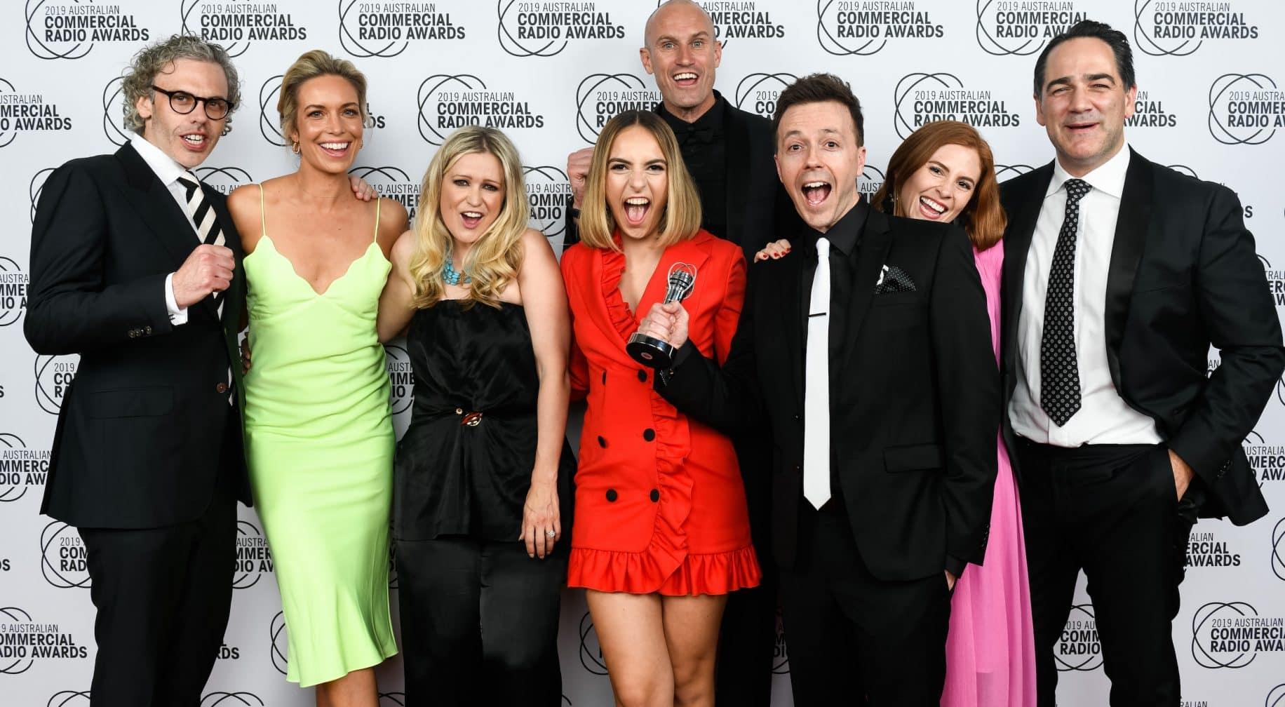 Radio Awards 2019: SCA's Triple M & Hit Network teams biggest winners