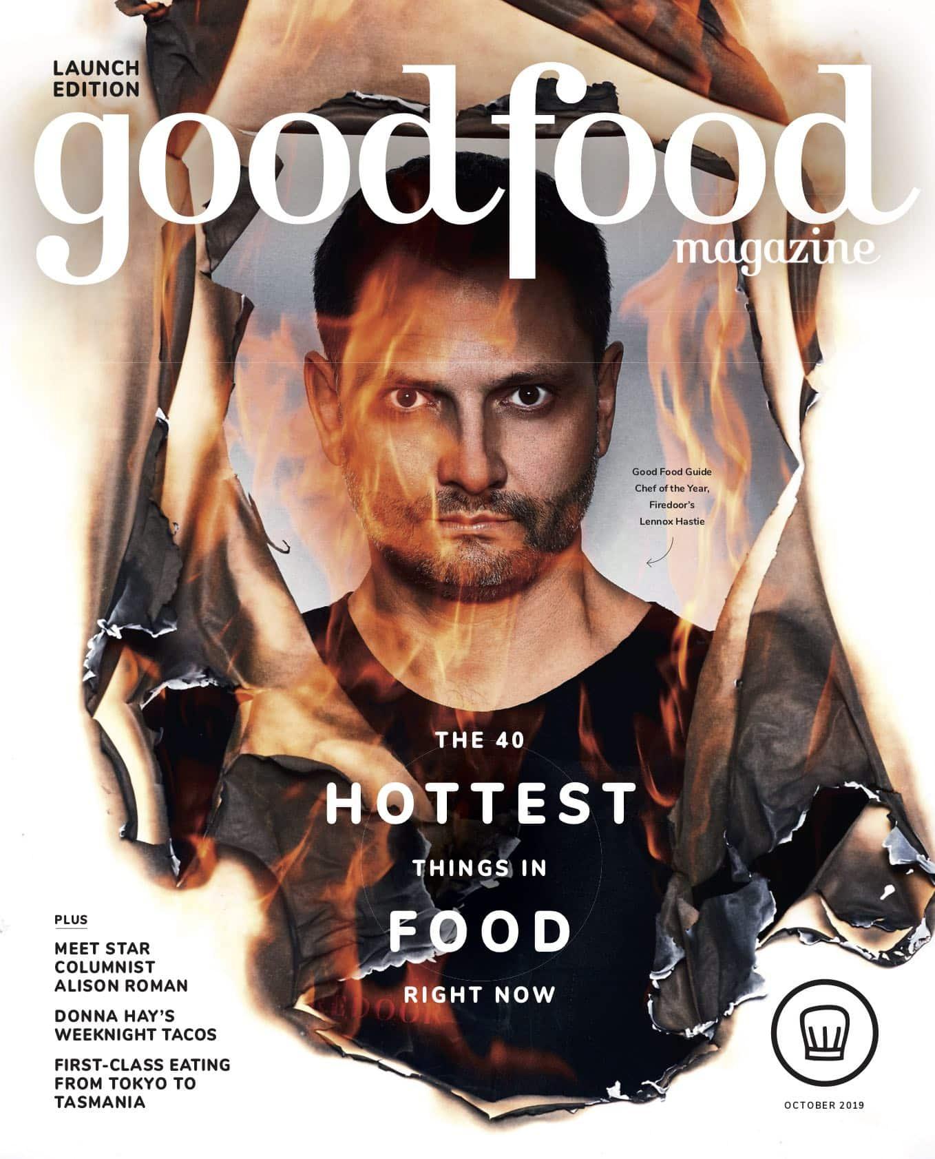 Good Food mag