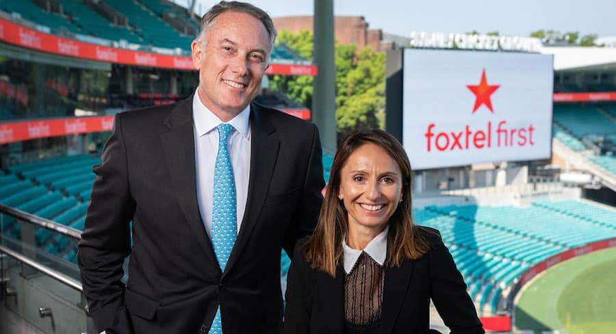 Foxtel First: Patrick Delany unveils customer loyalty program