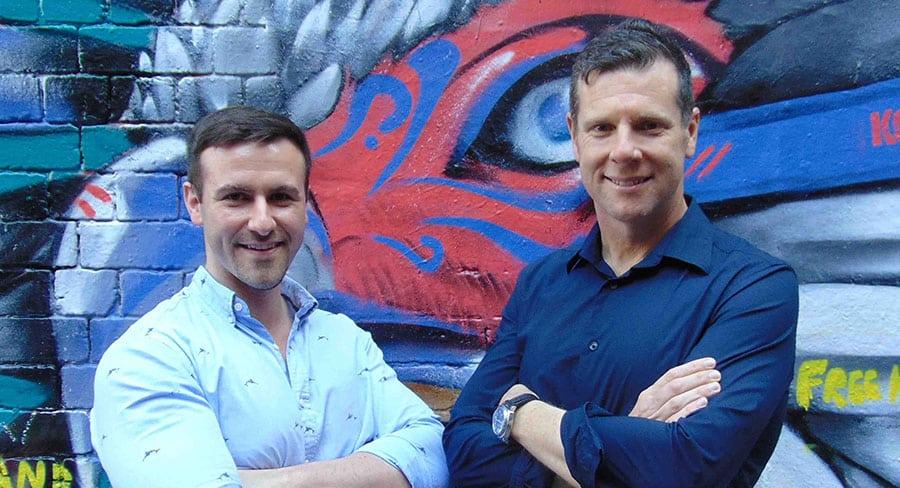 Rob Ranieri and Nick Randall