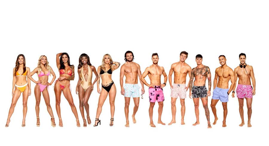 The First 11 Love Island Cast Members Have Been Revealed