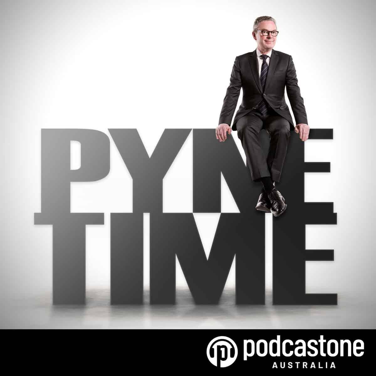 Podcast Week: Pyne Time, ATM Boy movie, iHeartMedia, Wondery