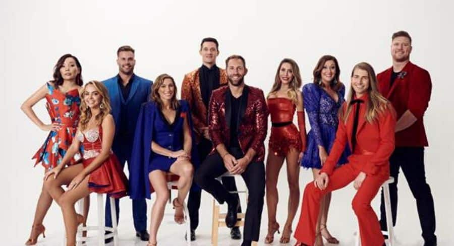 Dancing With The Stars Halloween Show 2020 Meet the celebrities of 10's Dancing with the Stars 2020
