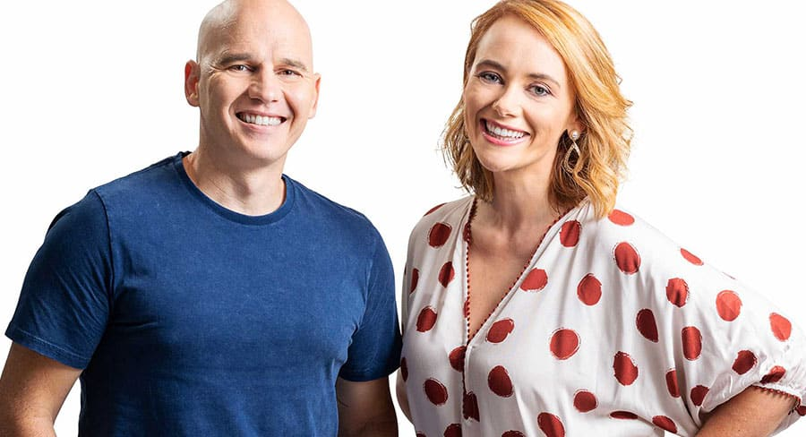 Rabbit's new Central Coast breakfast co-host at Star 104.5 revealed