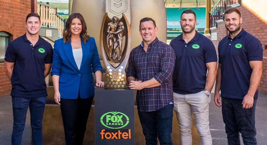 TV Guide: Every game of the NRL Live on Fox League - Mediaweek