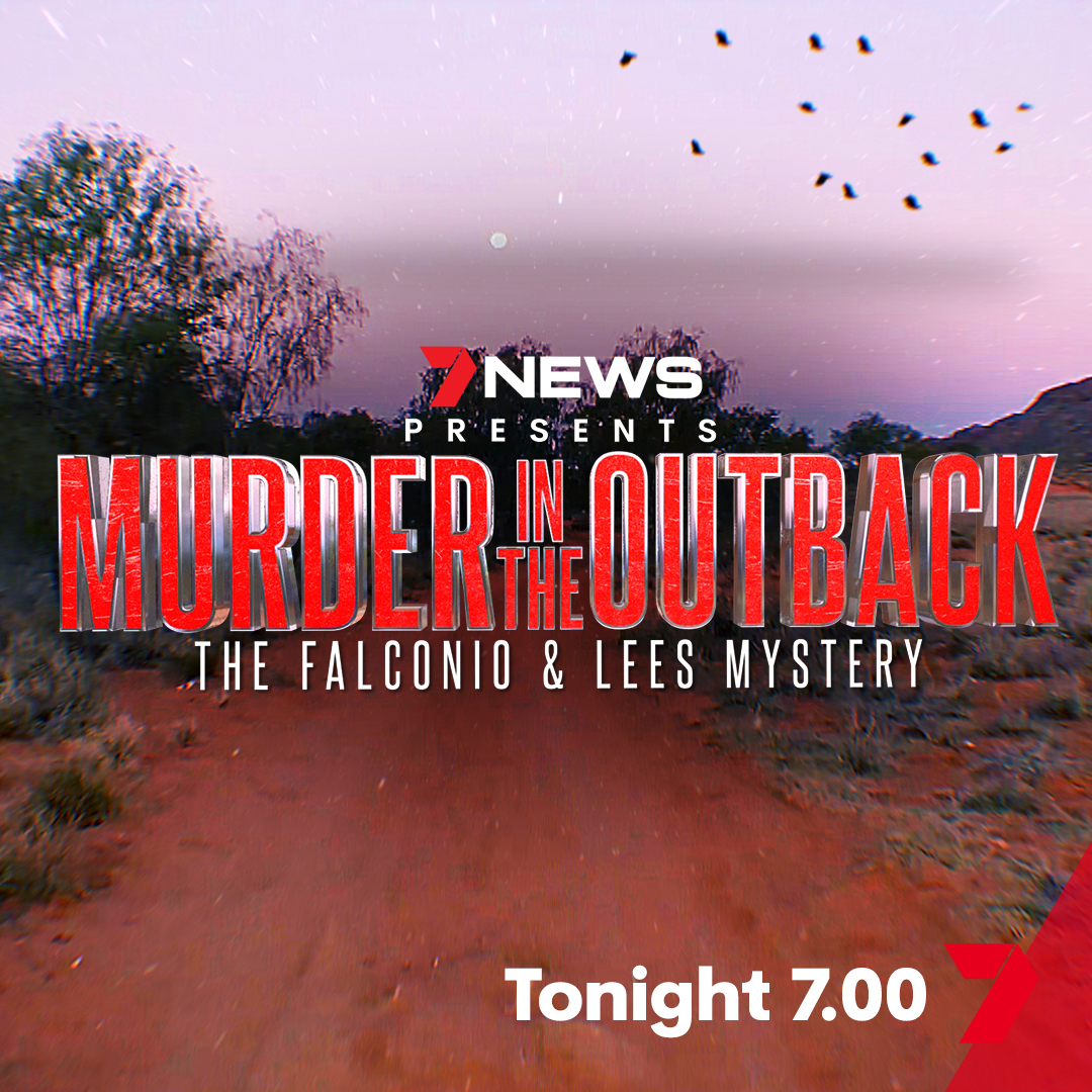 Murder in the Outback