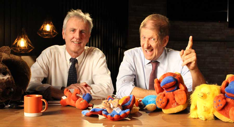 Roy and HG