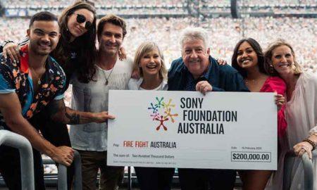 sony foundation