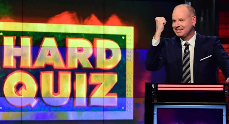 Hard Quiz with Tom Gleeson