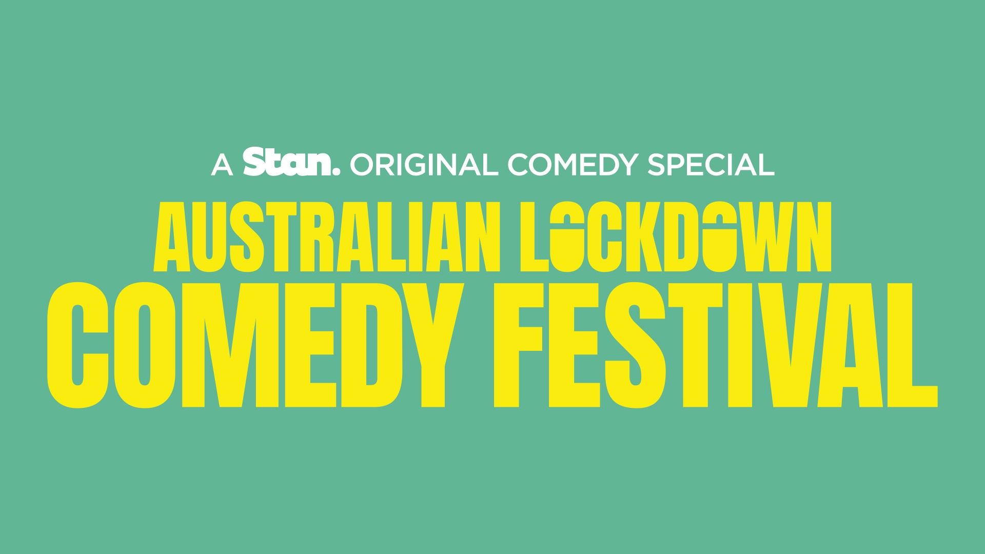 Australian lockdown comedy festival on Stan
