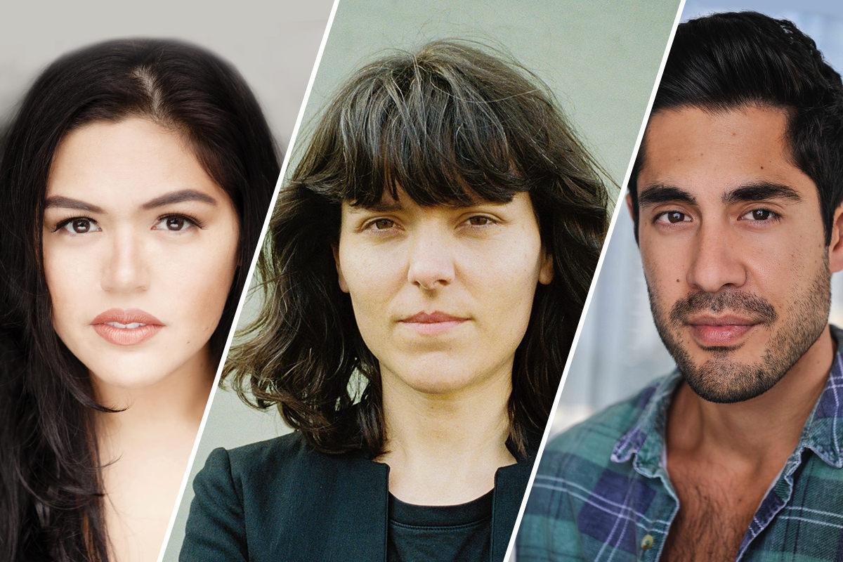 Nakkiah Lui, Sara Kern, Tai Hara Screen Australia