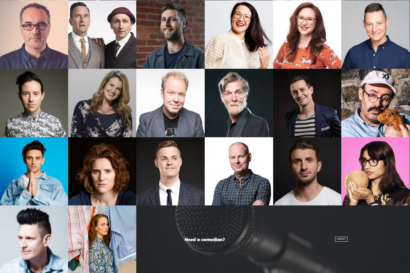 The artists from token artist