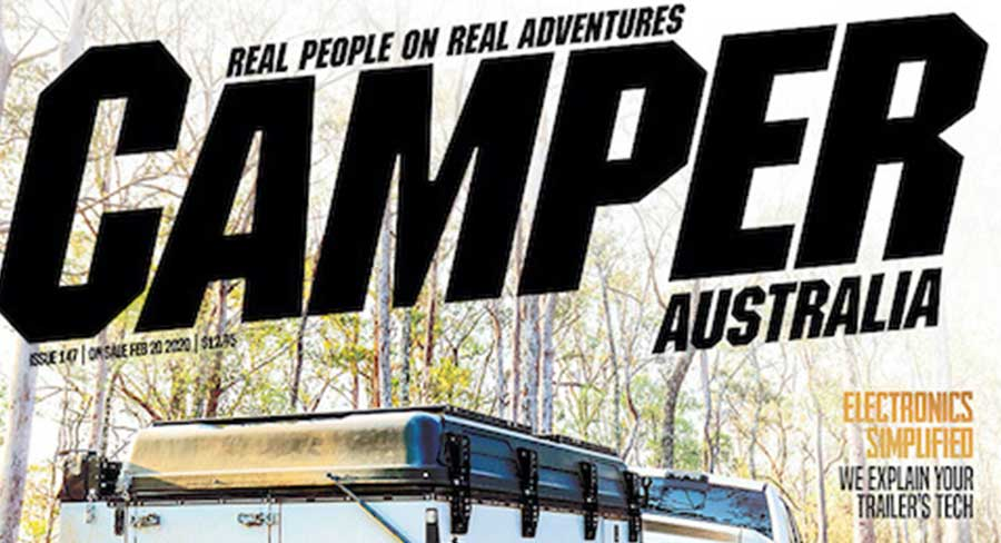 New editor for Emprise Group's Camper Australia