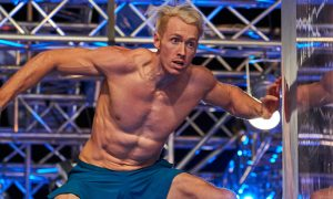 Ninja Warrior Ben Polson