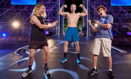 Ninja Warrior Final Three