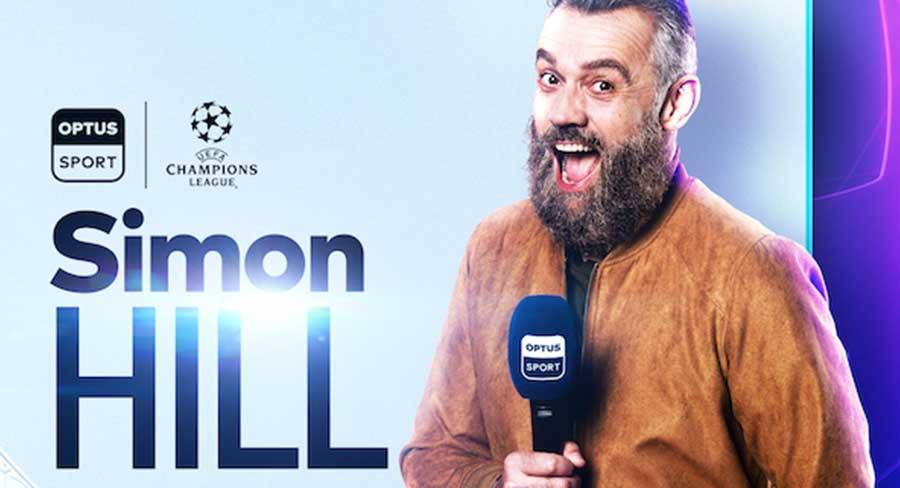 Simon Hill