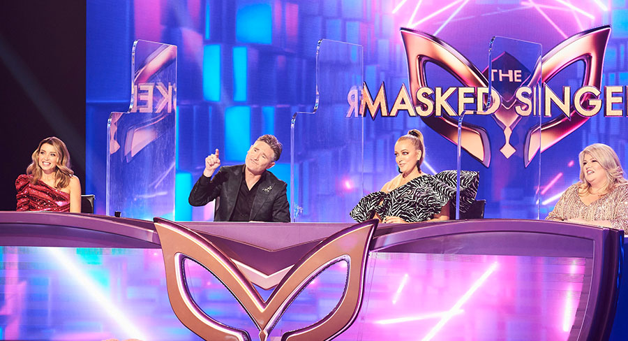 The Masked Singer Judges