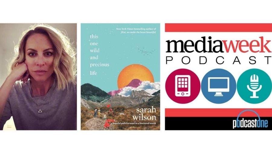 Mediaweek podcast sarah wilson