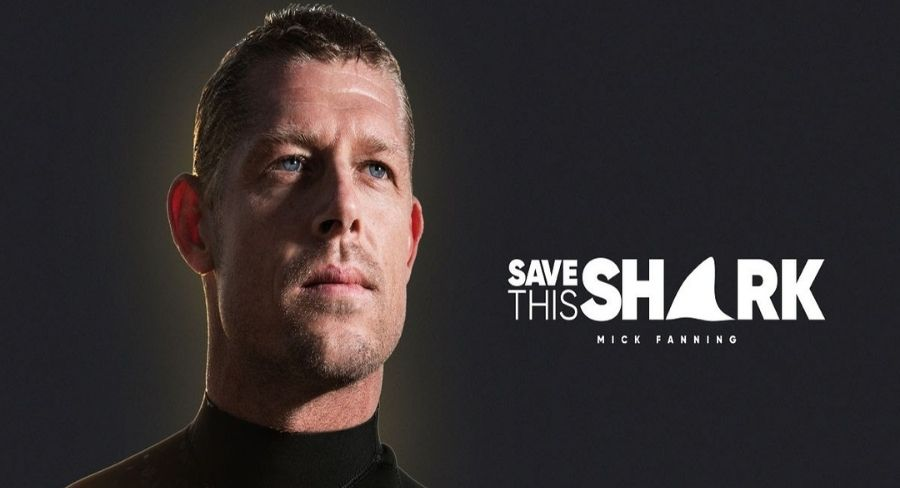 mick fanning save this shark