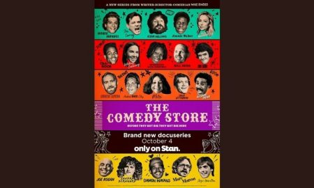 Art for the comedy store stan