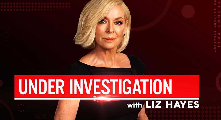 Under Investigation with Liz Haye