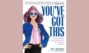 Bec Brown book you've got this