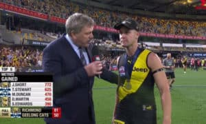 AFL Grand Final TV Ratings