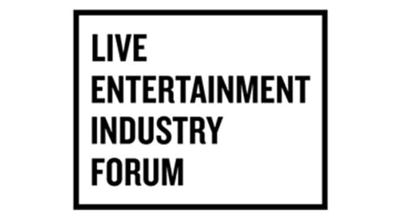 Live Entertainment Industry Forum