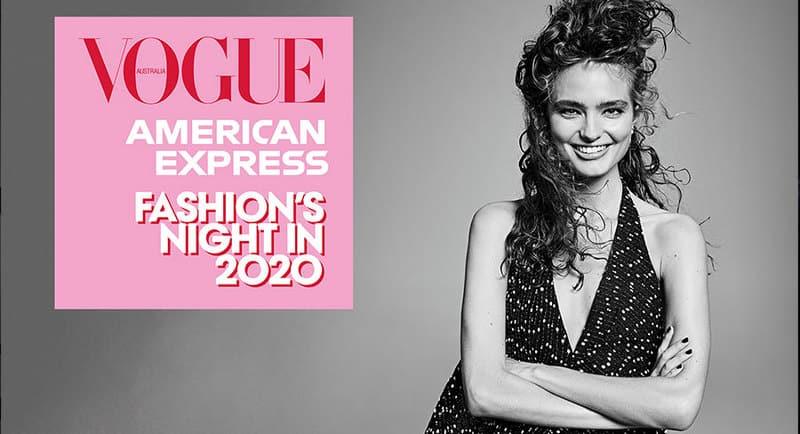 vogue fashion's night in