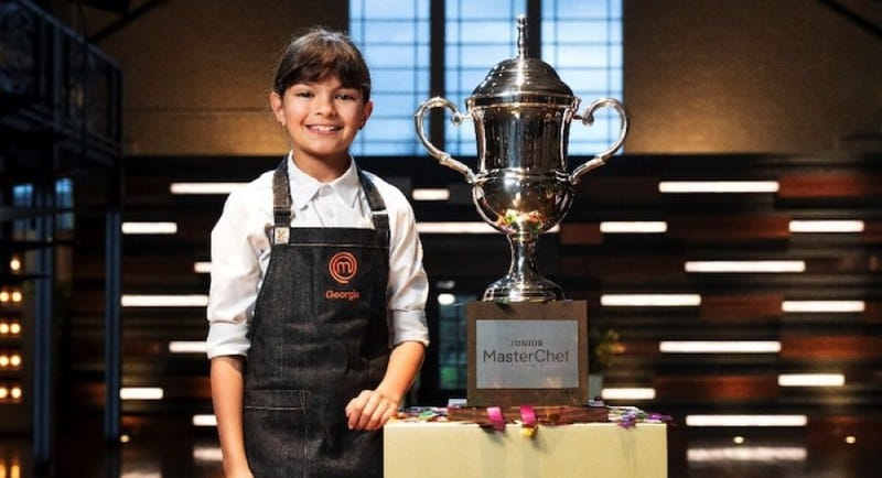 Georgia Junior MasterChef winner 2020
