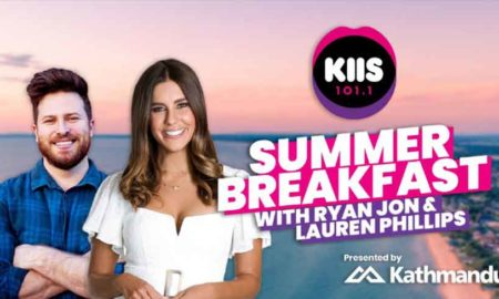 KIIS summer breakfast