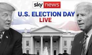 US Election Sky News