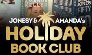 Jonesy & Amanda's Holiday Book Club