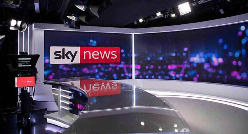 Sky News Australia YouTube channel suspended after Covid policy breach
