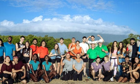 the Amazing Race Australia cast